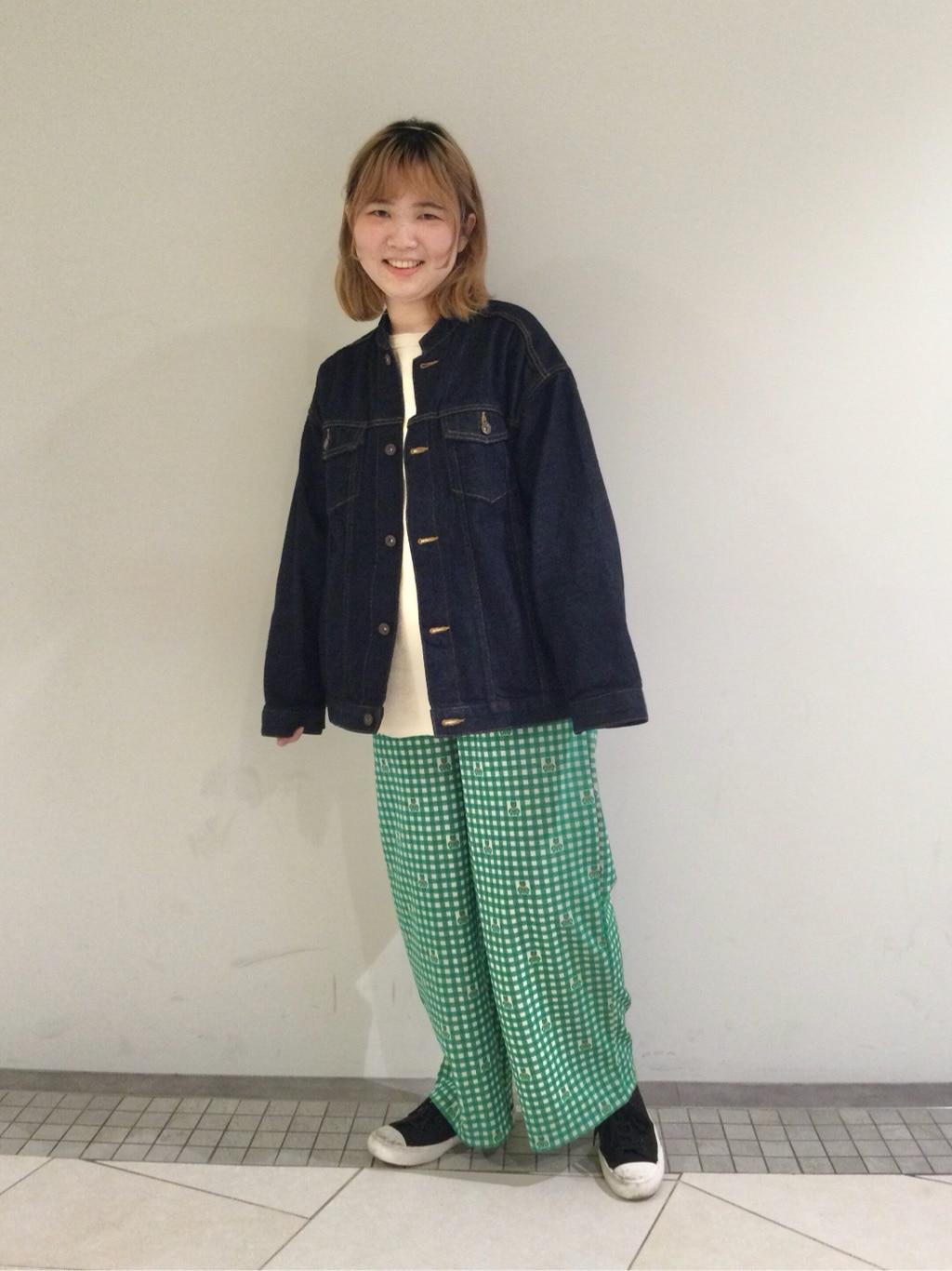 l'atelier du savon 東京スカイツリータウン・ソラマチ 身長:154cm 2021.01.26
