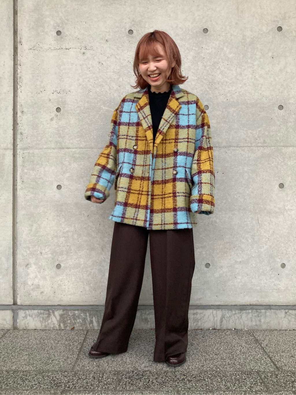 l'atelier du savon 東京スカイツリータウン・ソラマチ 身長:154cm 2020.11.26