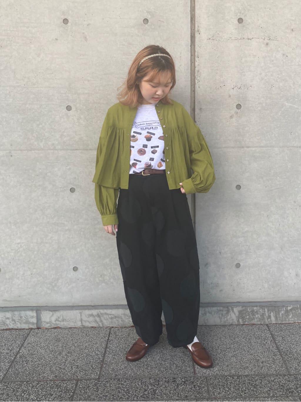 l'atelier du savon 東京スカイツリータウン・ソラマチ 身長:154cm 2021.08.12