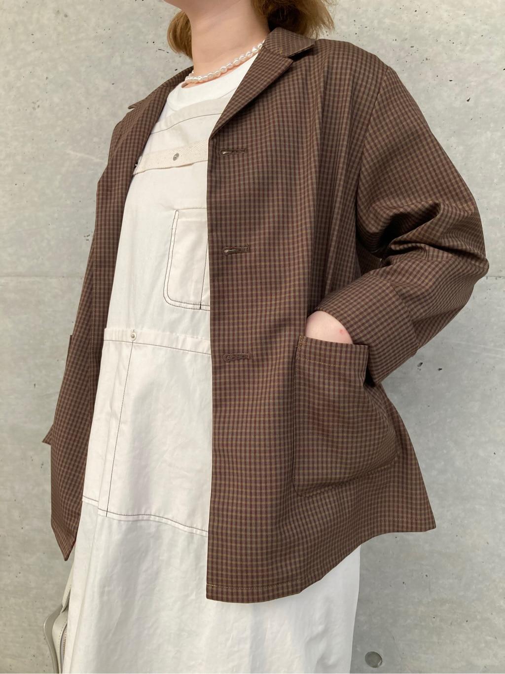 l'atelier du savon 東京スカイツリータウン・ソラマチ 身長:154cm 2020.09.16