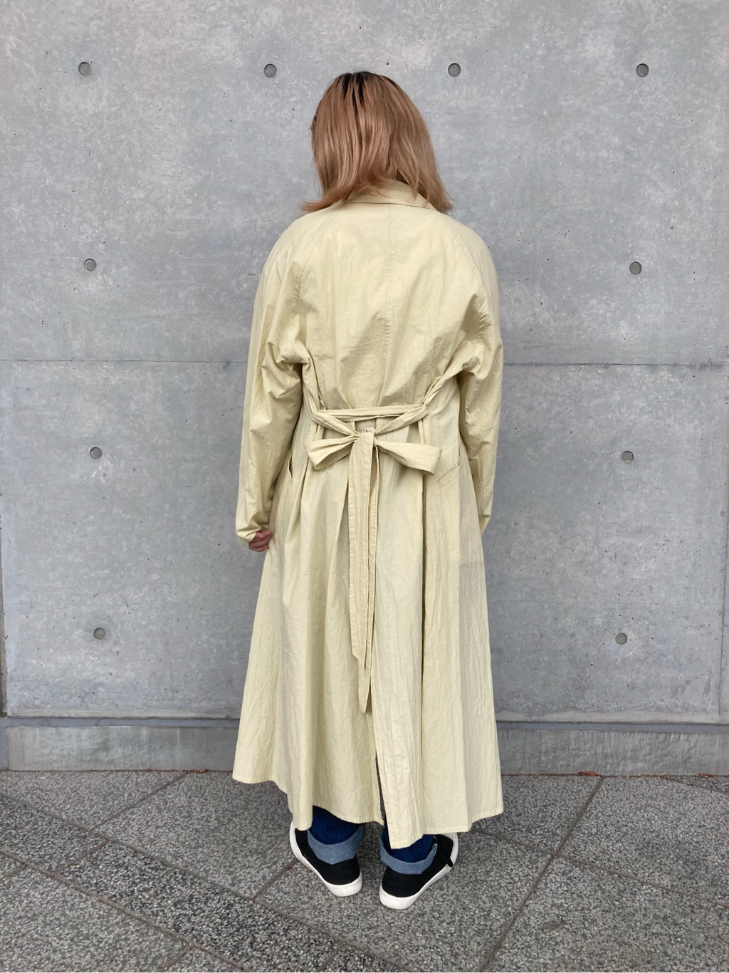 l'atelier du savon 東京スカイツリータウン・ソラマチ 身長:154cm 2021.02.08