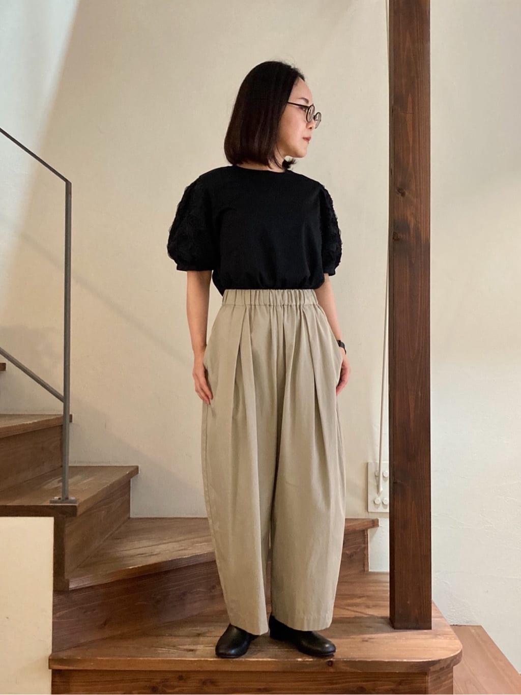 yuni 京都路面 身長:152cm 2021.07.26