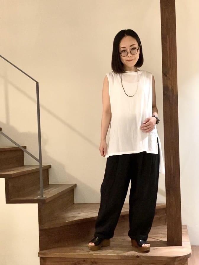 yuni 京都路面 身長:152cm 2021.08.01