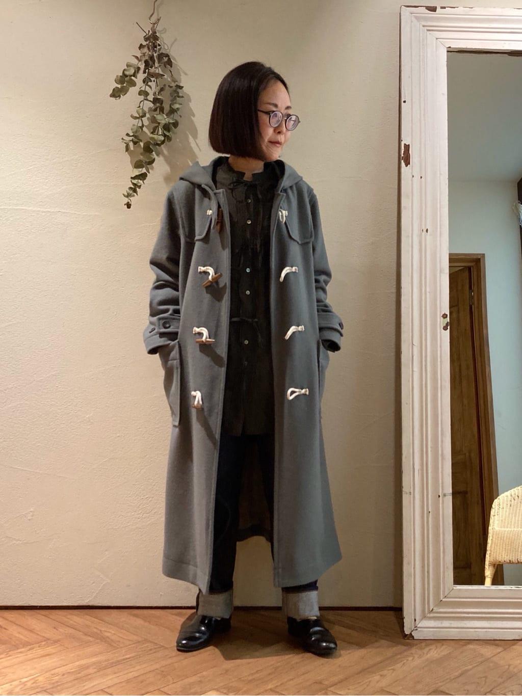 yuni 京都路面 身長:152cm 2021.10.16