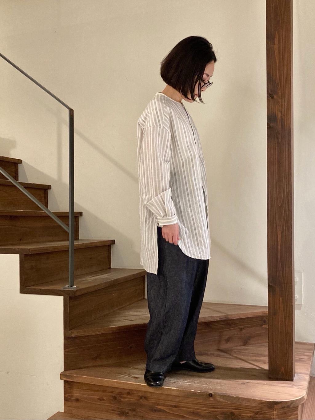 yuni 京都路面 身長:152cm 2021.04.10