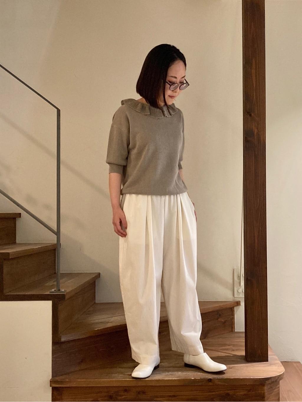 yuni 京都路面 身長:152cm 2021.06.08