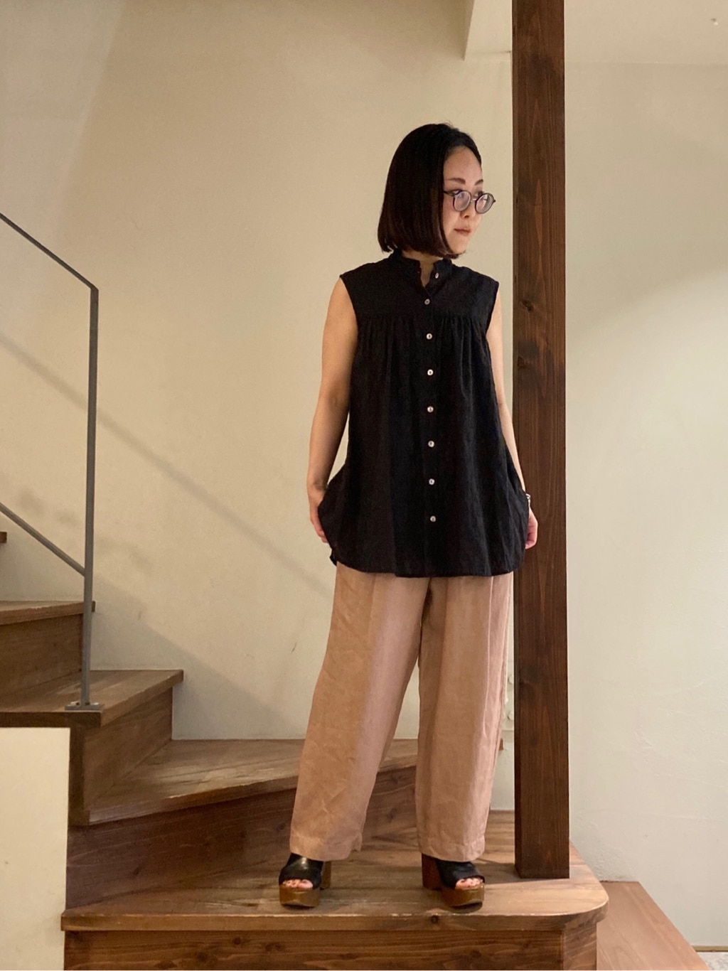 yuni 京都路面 身長:152cm 2021.06.09