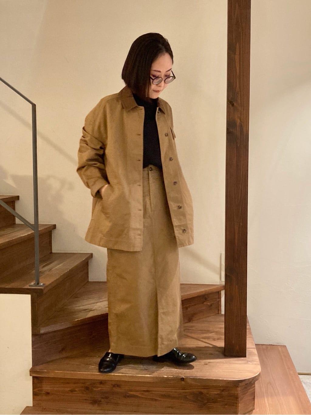 yuni 京都路面 身長:152cm 2021.09.03