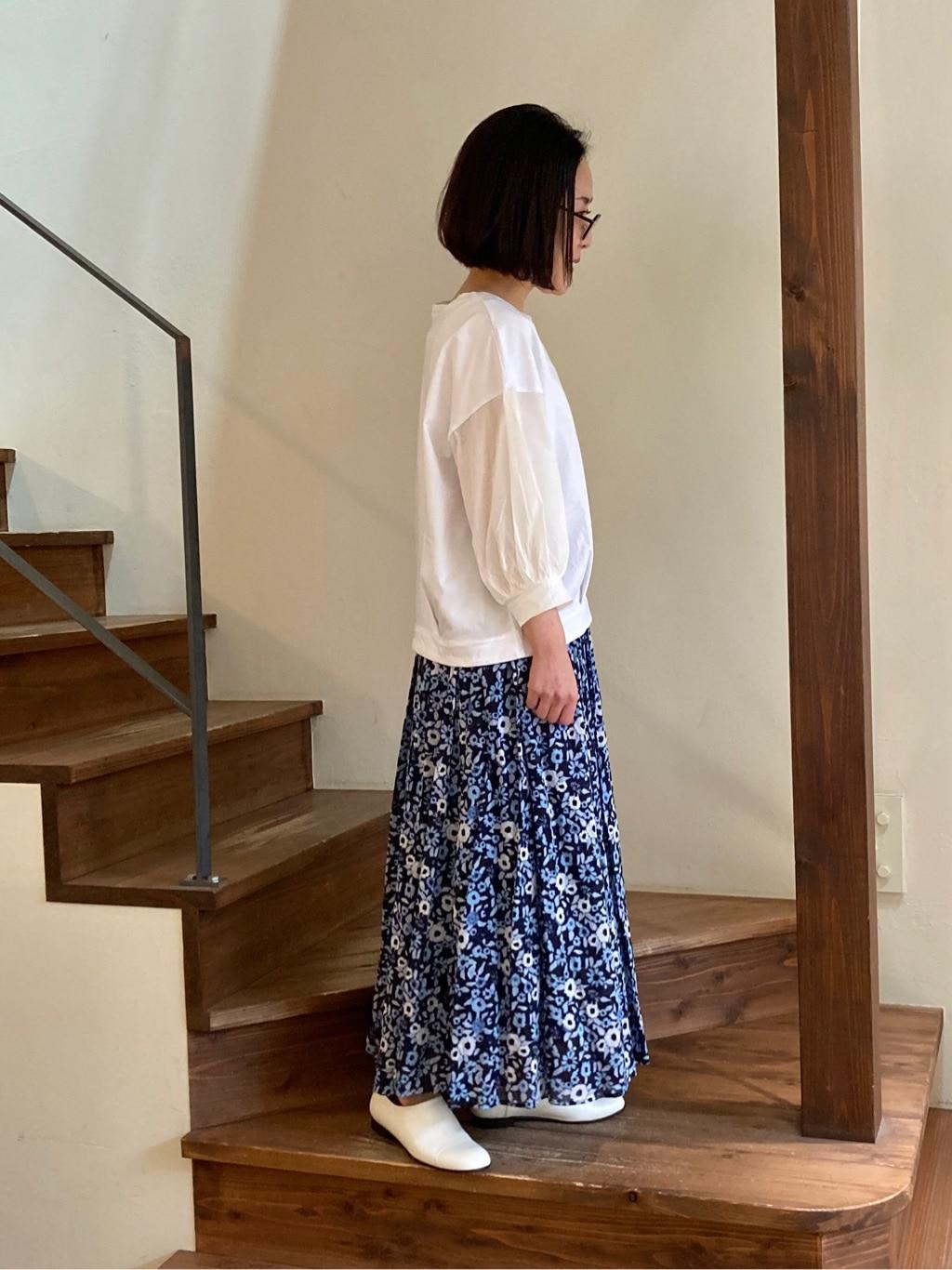 yuni 京都路面 身長:152cm 2021.03.30