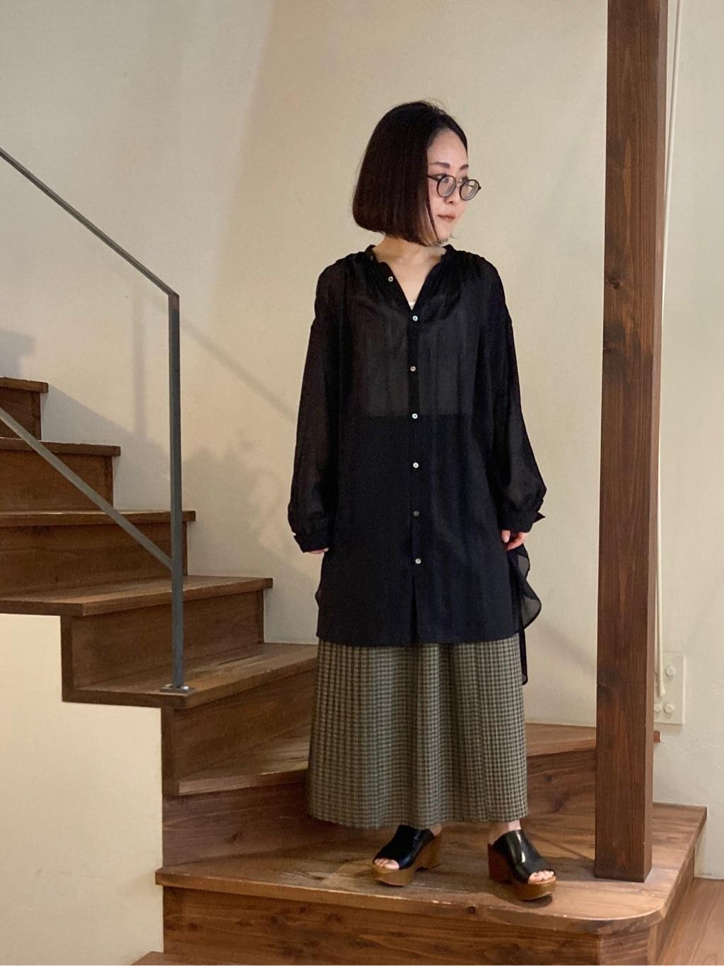 yuni 京都路面 身長:152cm 2021.05.18