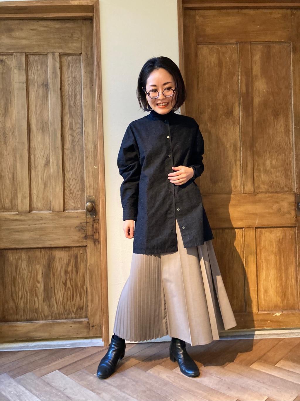 yuni 京都路面 身長:152cm 2020.12.04