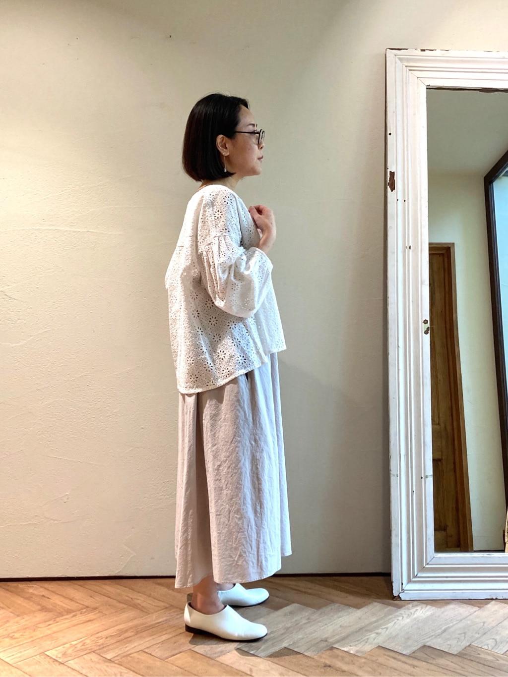 yuni 京都路面 身長:152cm 2021.04.14