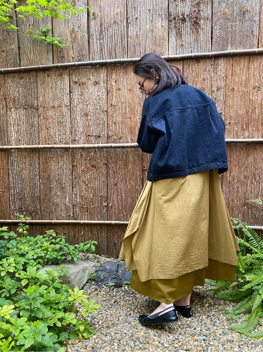yuni 京都路面 身長:152cm 2020.04.17