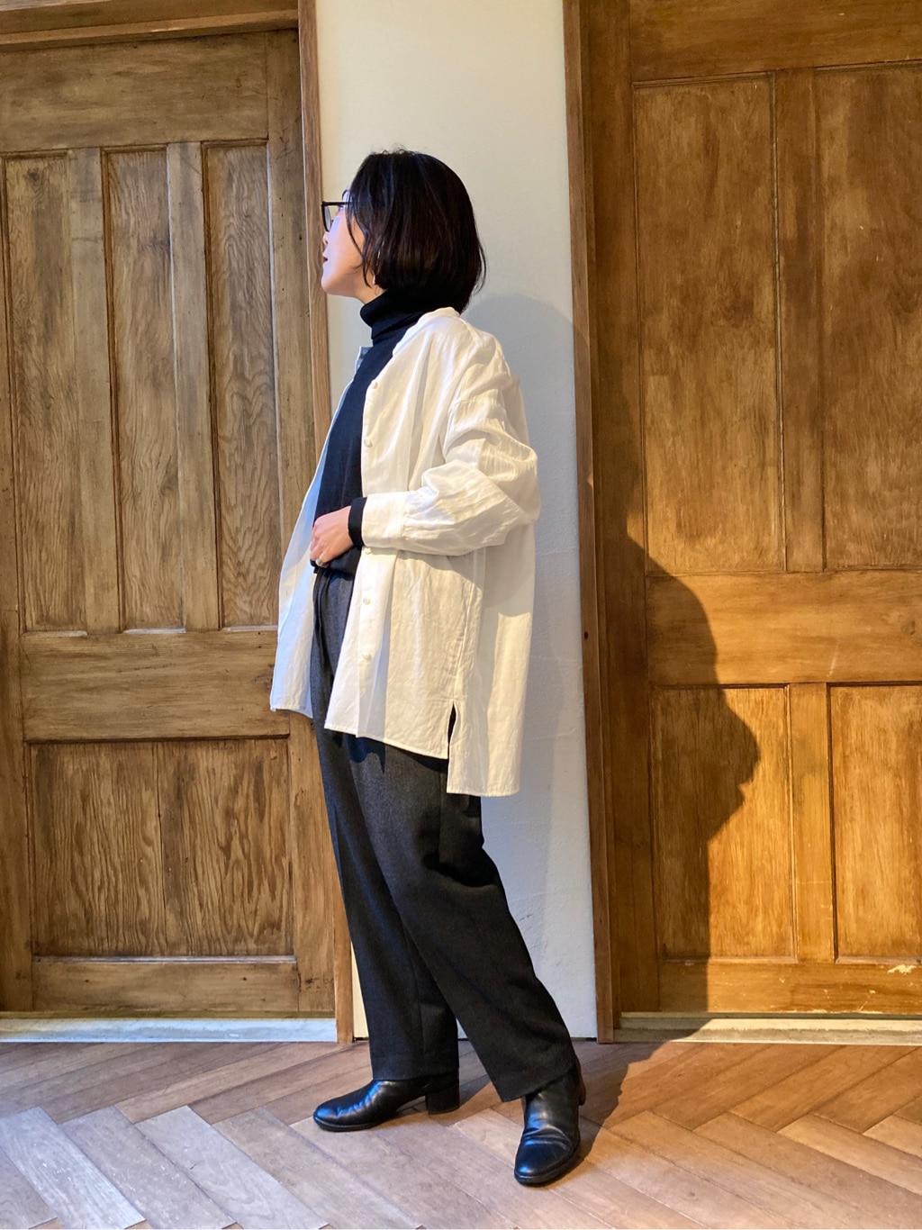 yuni 京都路面 身長:152cm 2020.12.06