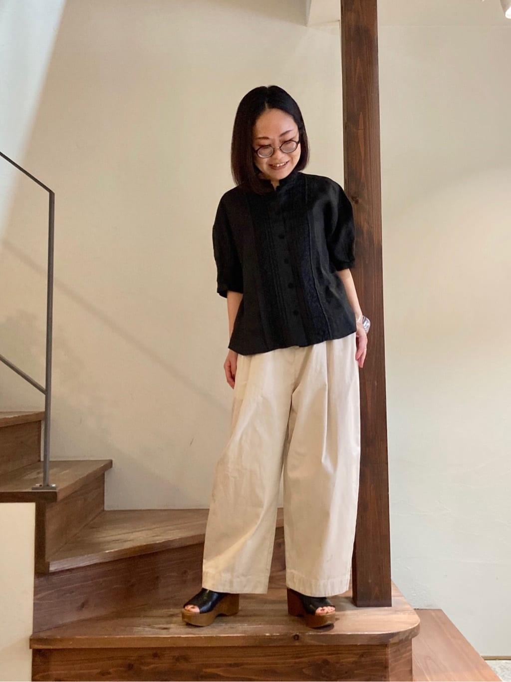 yuni 京都路面 身長:152cm 2021.06.17