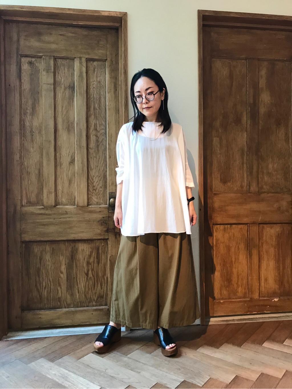 yuni 京都路面 身長:152cm 2020.08.11