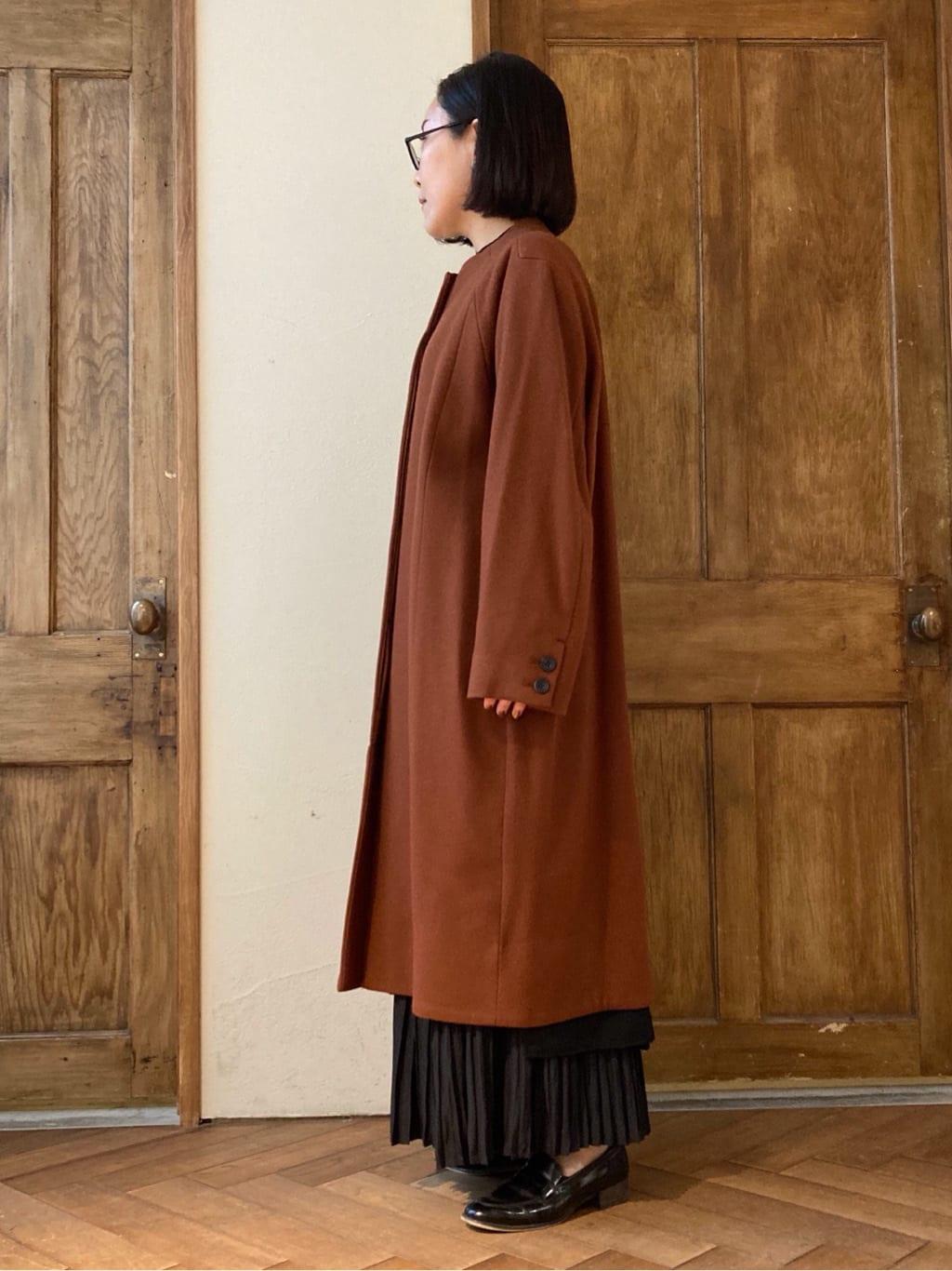 yuni 京都路面 身長:152cm 2021.09.16
