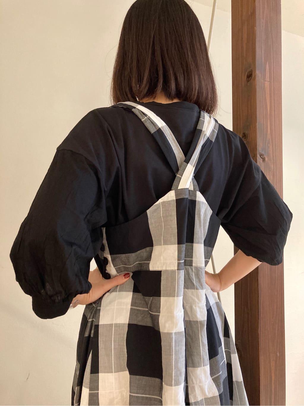 yuni 京都路面 身長:152cm 2021.06.18