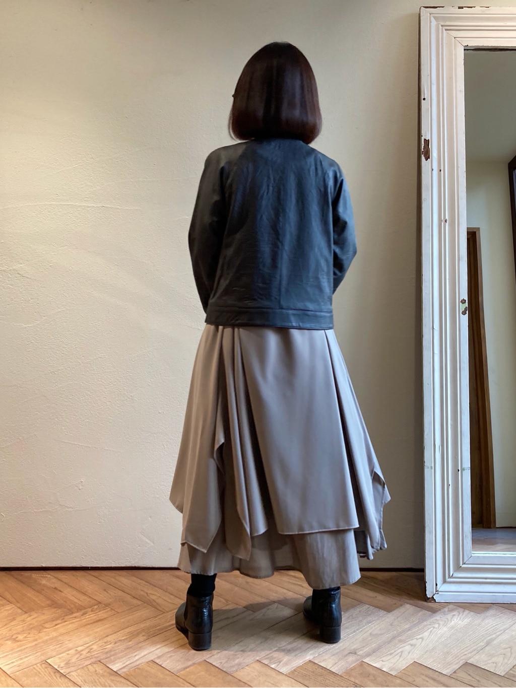 yuni 京都路面 身長:152cm 2021.02.20