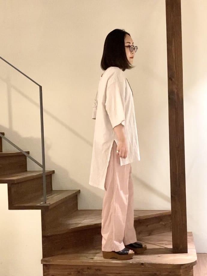 yuni 京都路面 身長:152cm 2021.07.29