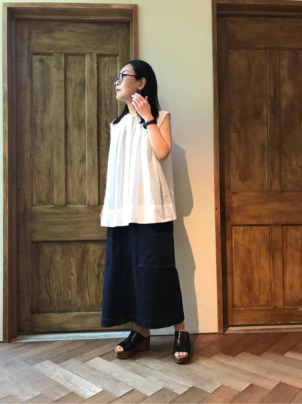 yuni 京都路面 身長:152cm 2020.08.07