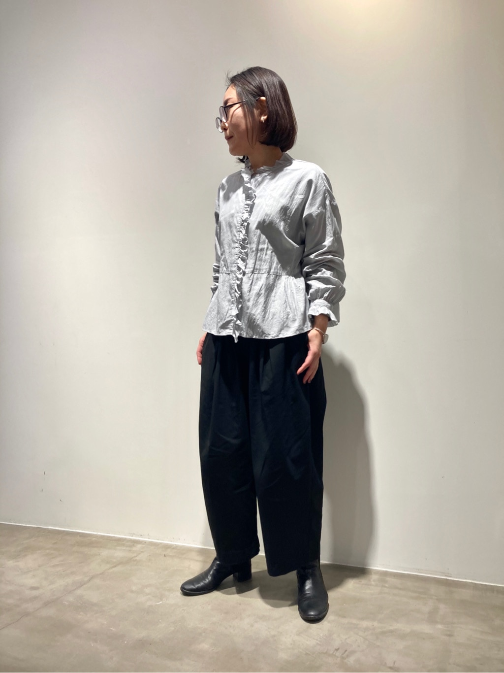 yuni 京都路面 身長:152cm 2021.02.03
