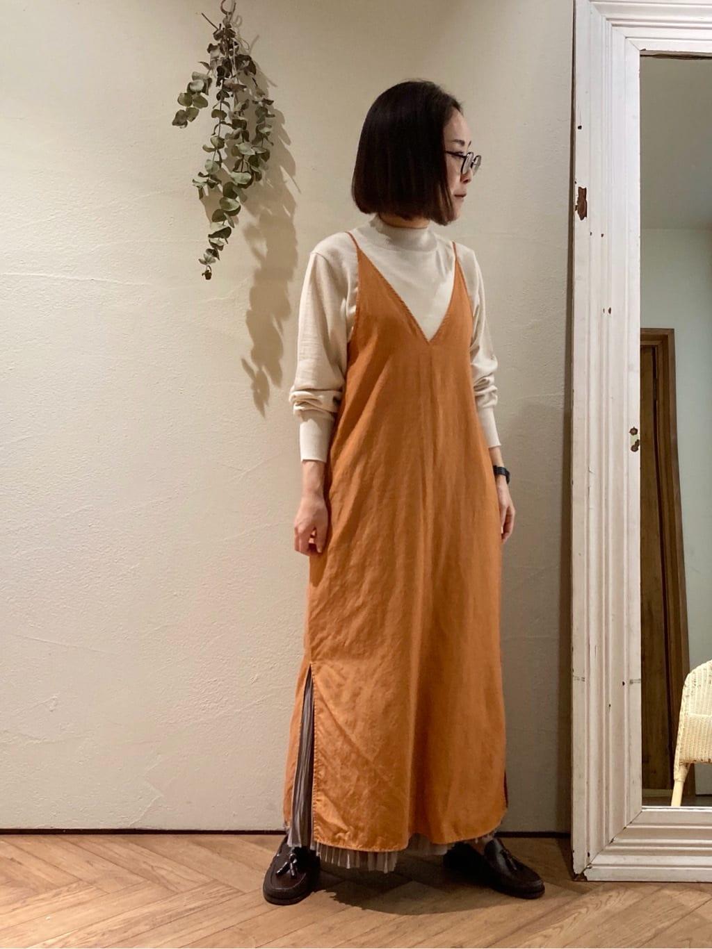 yuni 京都路面 身長:152cm 2021.10.14