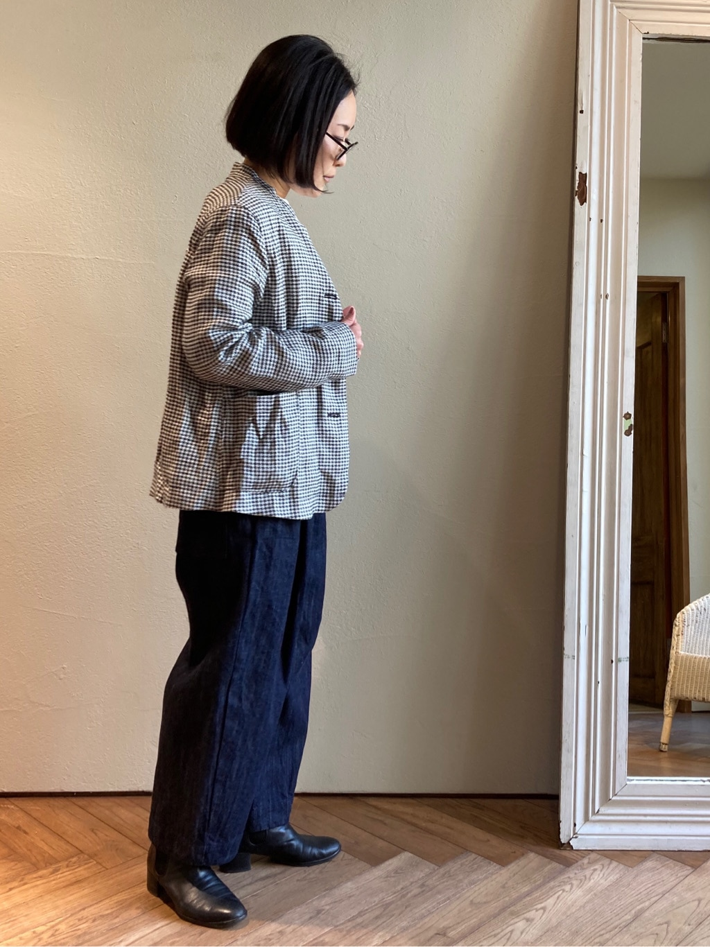 yuni 京都路面 身長:152cm 2021.03.11