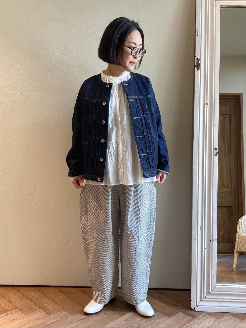 yuni 京都路面 身長:152cm 2021.03.13