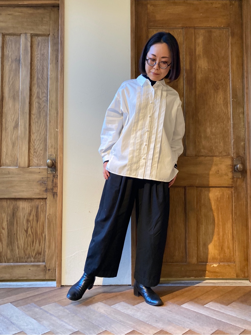 yuni 京都路面 身長:152cm 2021.01.26