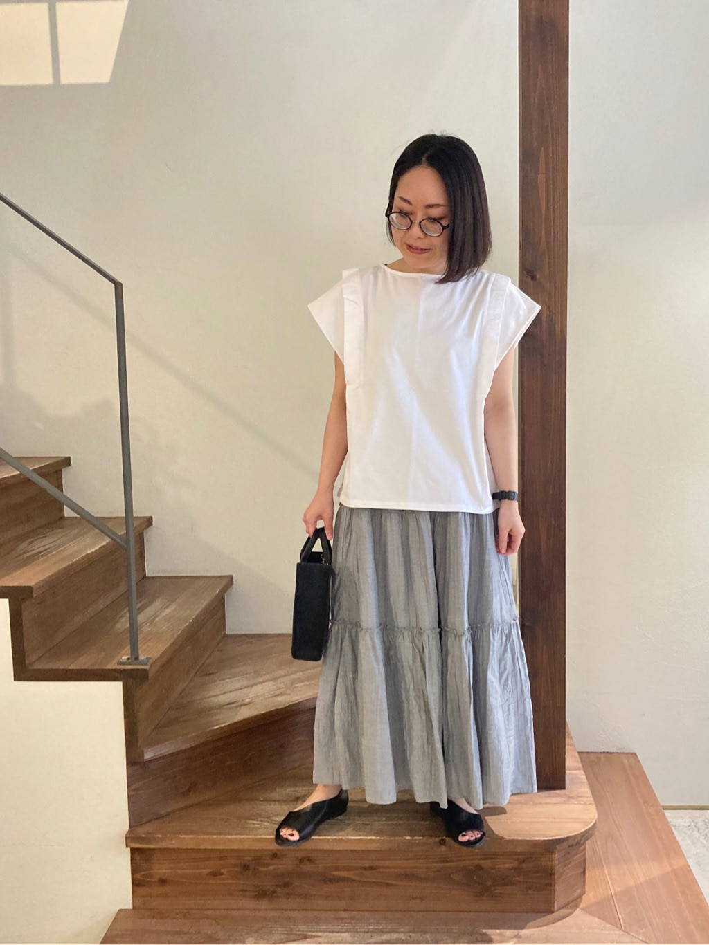 yuni 京都路面 身長:152cm 2021.04.23
