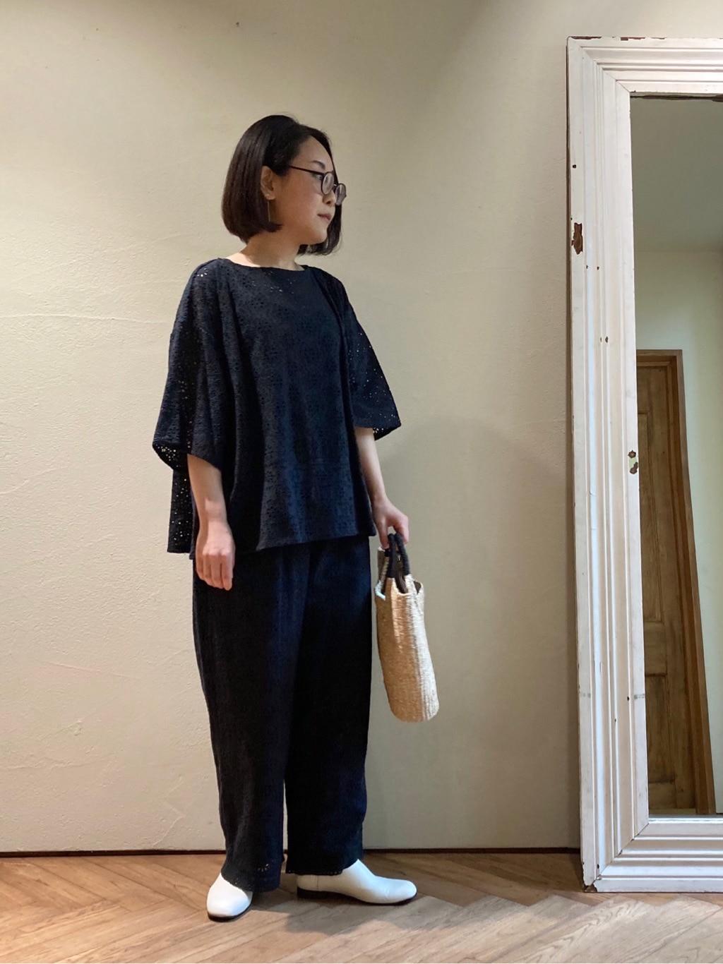 yuni 京都路面 身長:152cm 2021.04.15