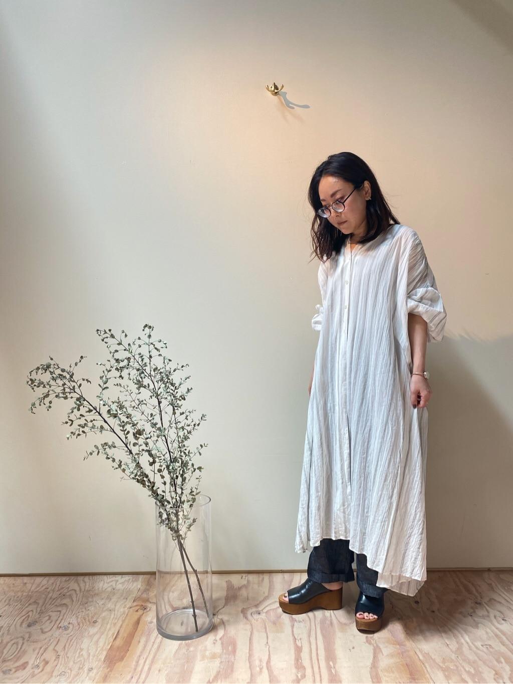 yuni 京都路面 身長:152cm 2020.06.09