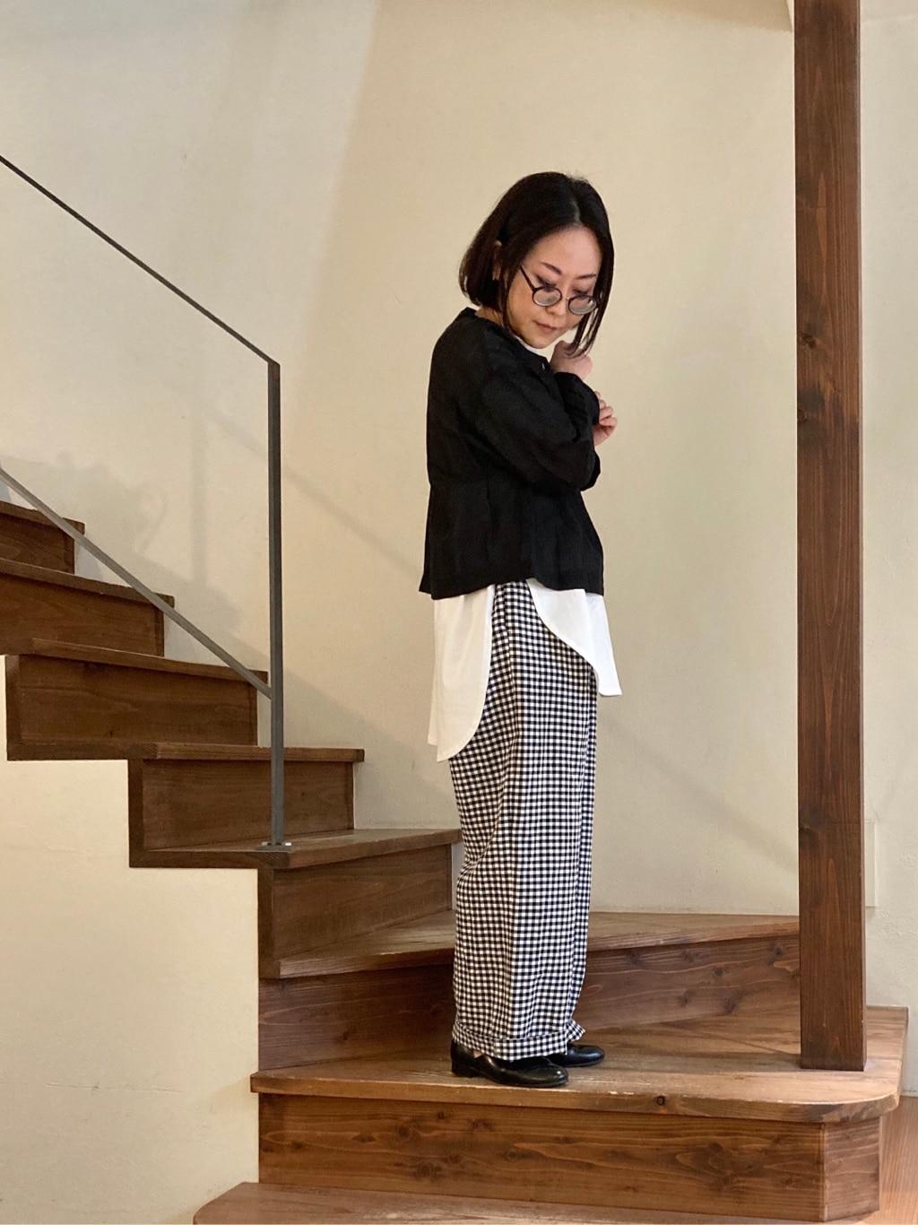 yuni 京都路面 身長:152cm 2021.04.07