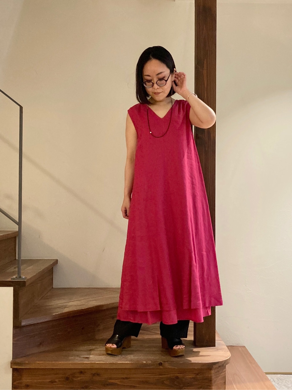 yuni 京都路面 身長:152cm 2021.06.15