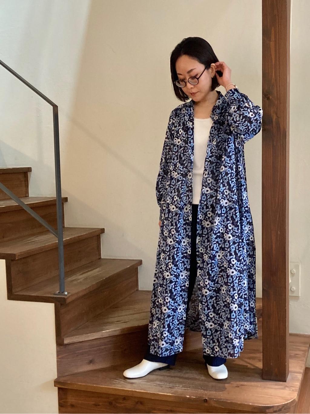 yuni 京都路面 身長:152cm 2021.04.05