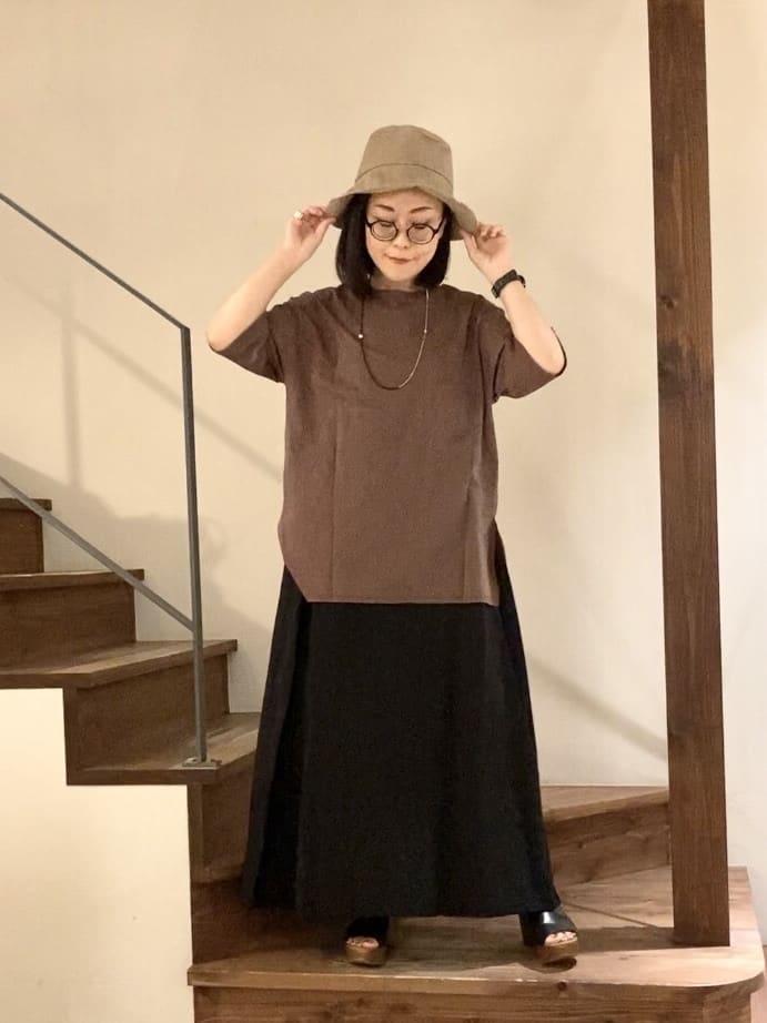 yuni 京都路面 身長:152cm 2021.07.30