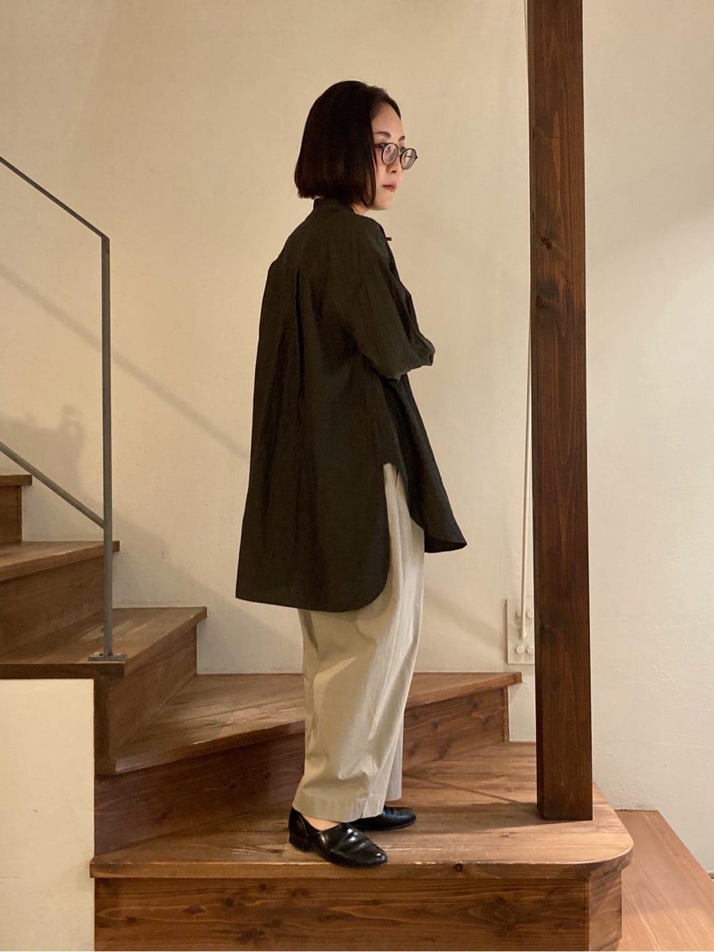 yuni 京都路面 身長:152cm 2021.09.07