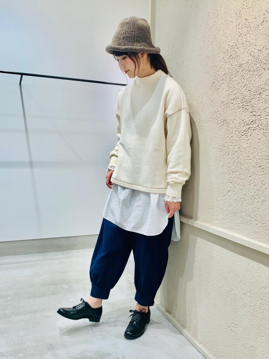 chambre de charme 横浜ジョイナス 身長:162cm 2020.11.19