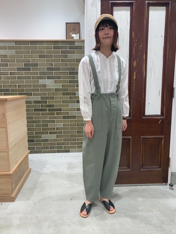 chambre de charme 横浜ジョイナス 身長:162cm 2020.03.04