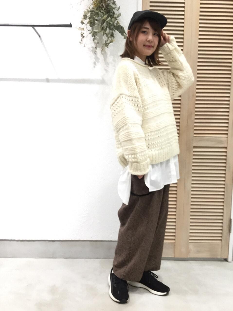 chambre de charme iki 横浜ジョイナス 身長:162cm 2019.11.02