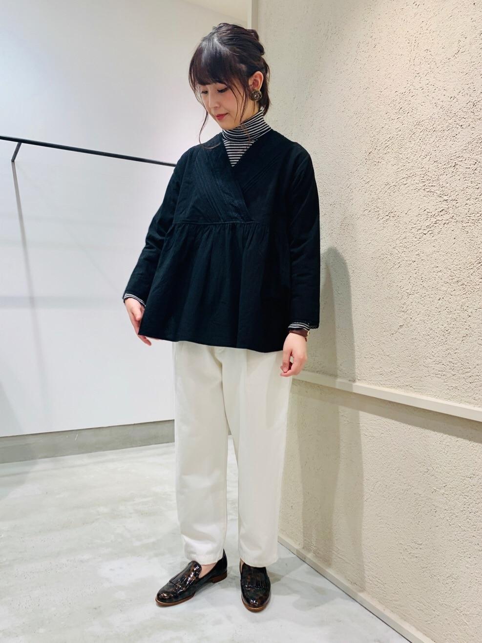 chambre de charme 横浜ジョイナス 身長:162cm 2020.10.31