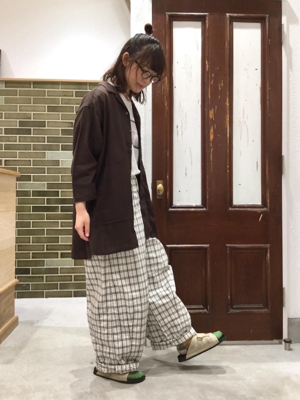 chambre de charme 横浜ジョイナス 身長:162cm 2020.07.07