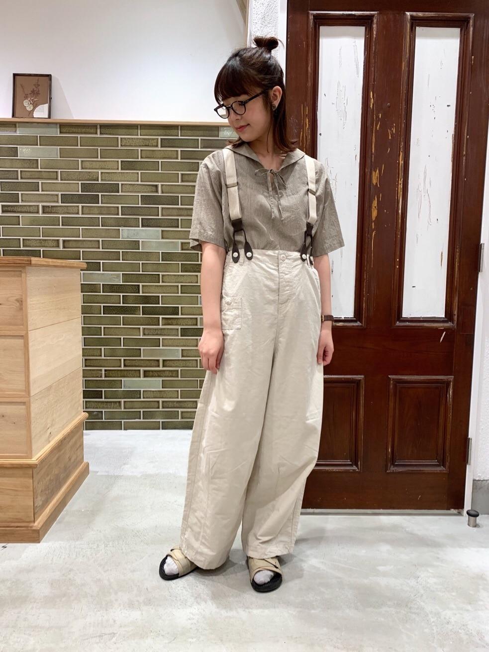 chambre de charme 横浜ジョイナス 身長:162cm 2020.06.23