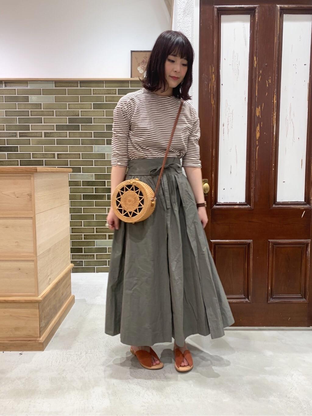 chambre de charme 横浜ジョイナス 身長:162cm 2020.05.07