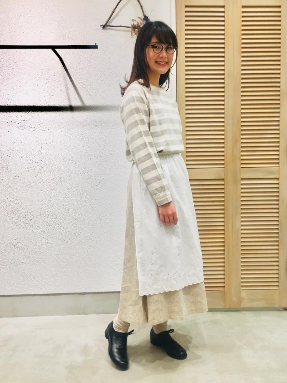 chambre de charme 横浜ジョイナス 身長:162cm 2021.01.22