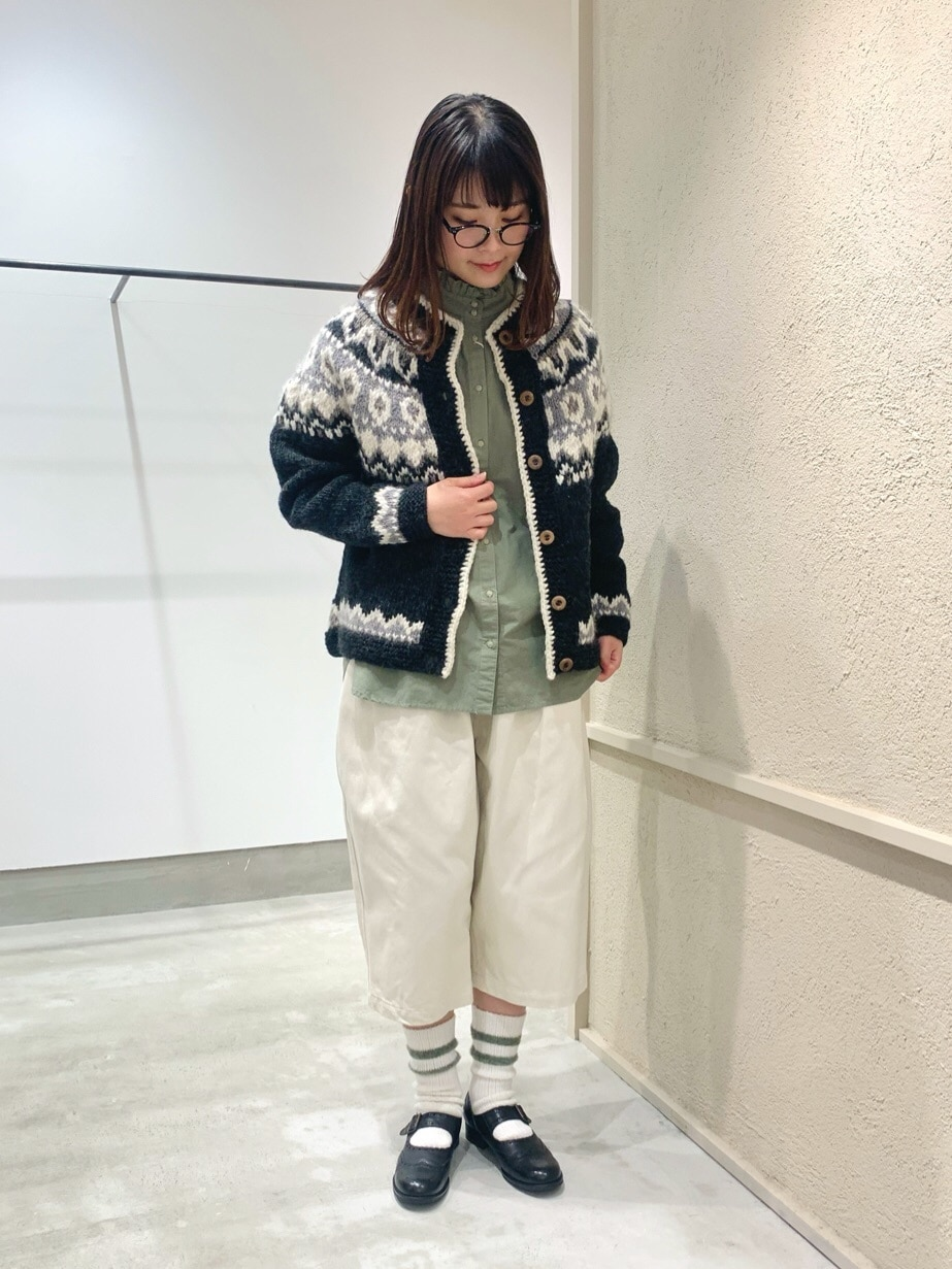 chambre de charme 横浜ジョイナス 身長:162cm 2020.12.21