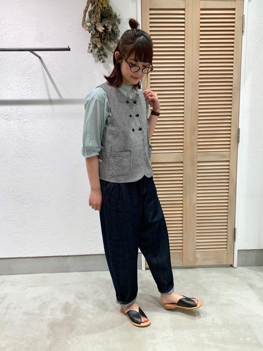 chambre de charme 横浜ジョイナス 身長:162cm 2020.06.22