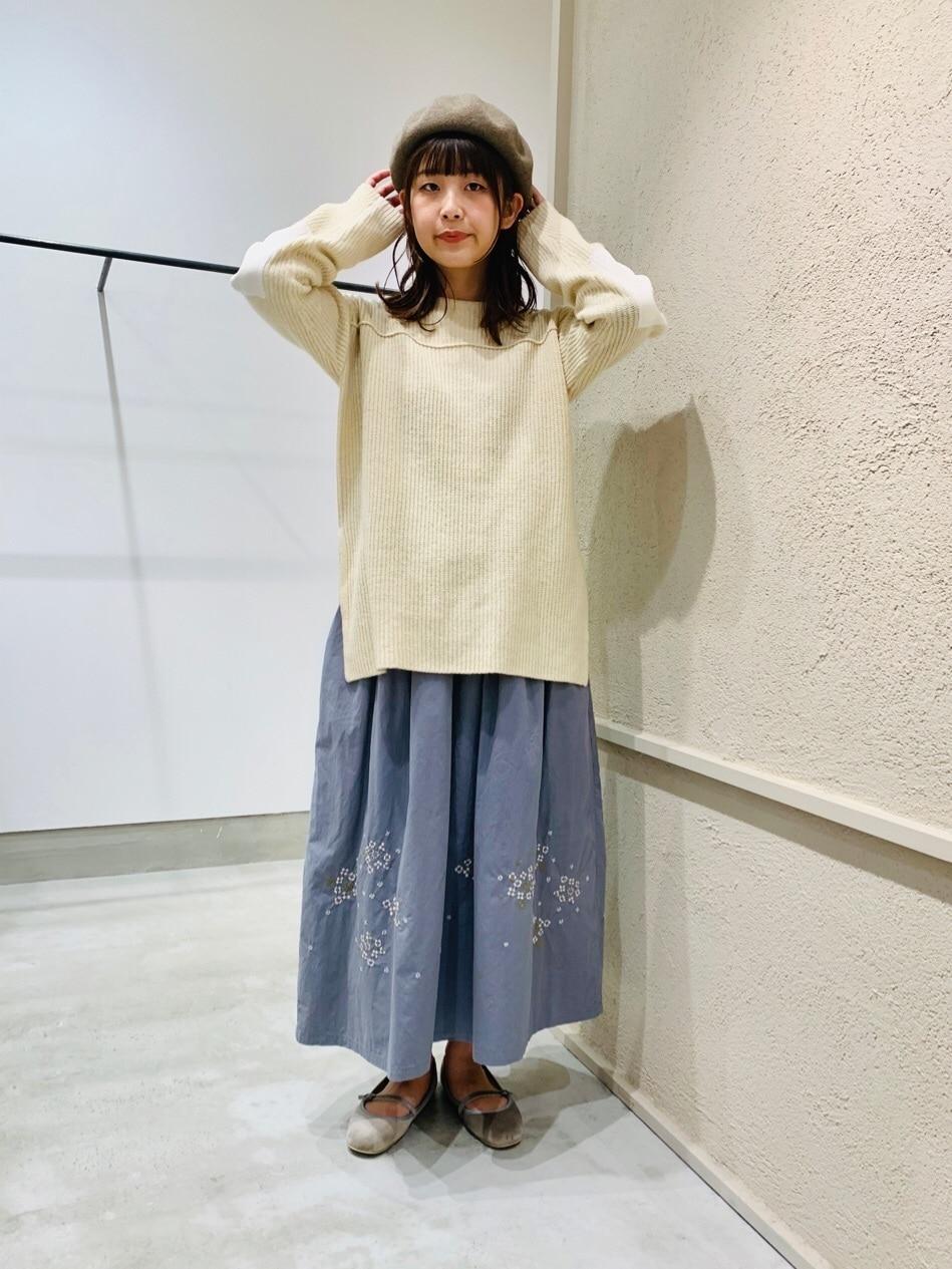 chambre de charme 横浜ジョイナス 身長:162cm 2020.11.27
