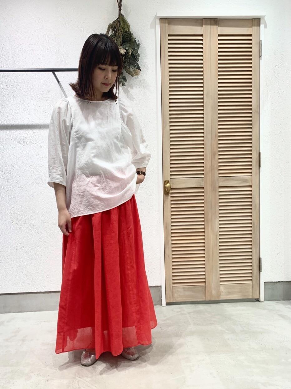 chambre de charme 横浜ジョイナス 身長:162cm 2020.06.09